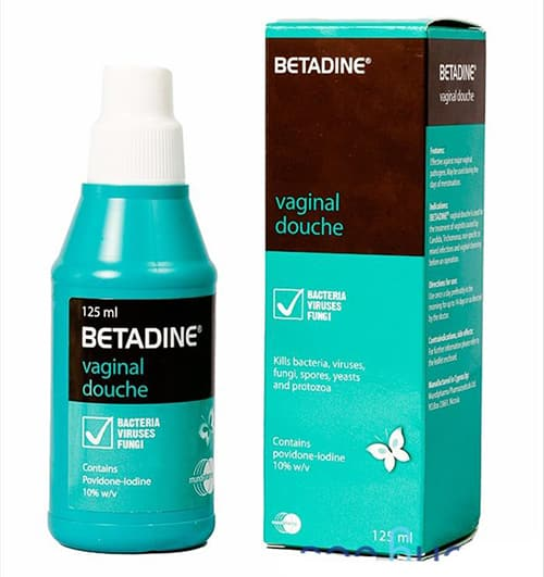 Betadine Side Effects