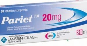 Pariet Uses, Dosage, Side Effects, Precautions